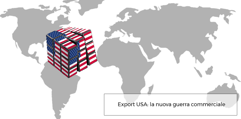 Export USA: dazi trump