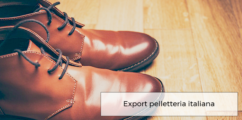 Export pelletteria italiana